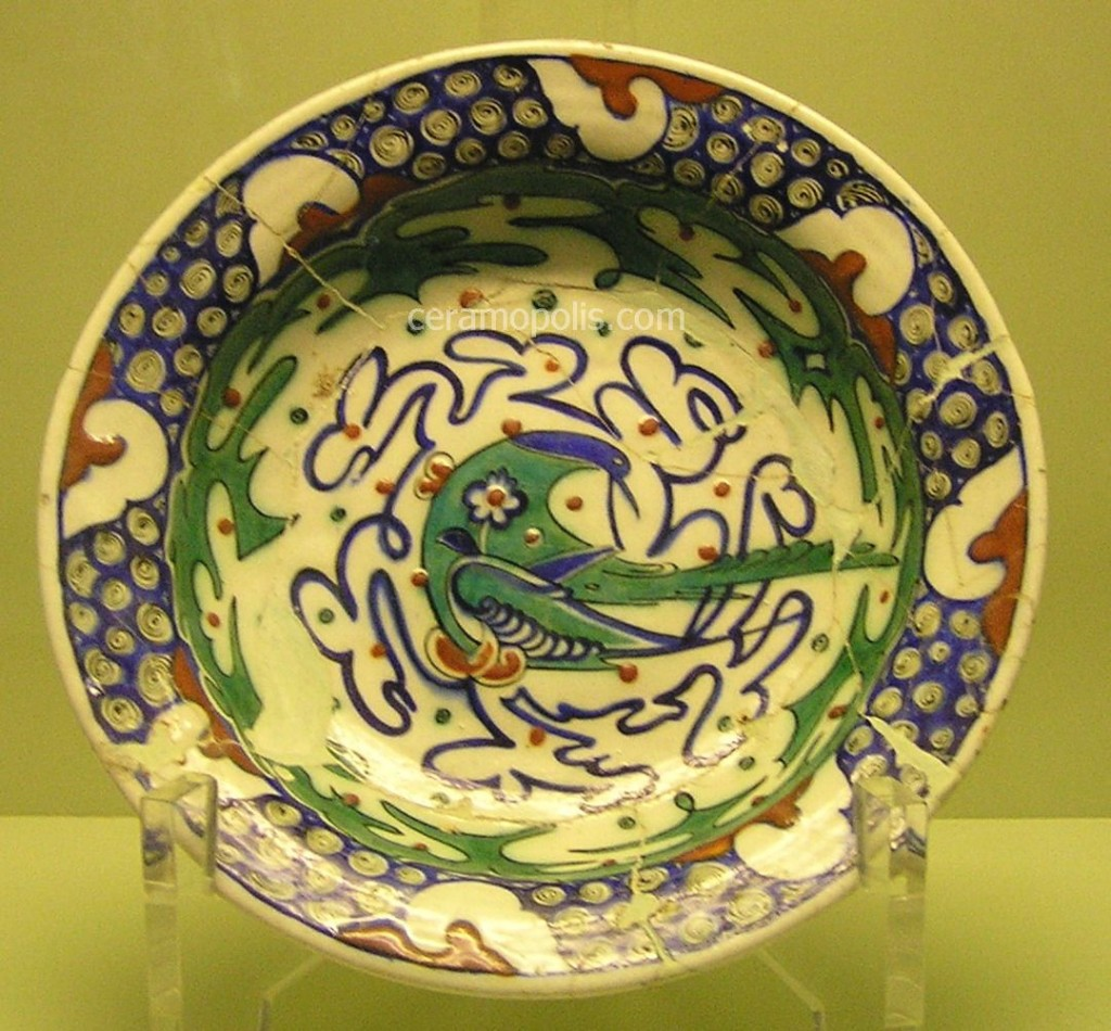 Iznik 16th - Museum of Islamic Art Turkey