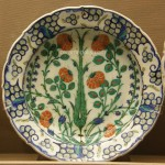 Iznik 16th - Benaki Islamic Museum Greece