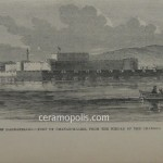 Port of Canakkale 19th c.
