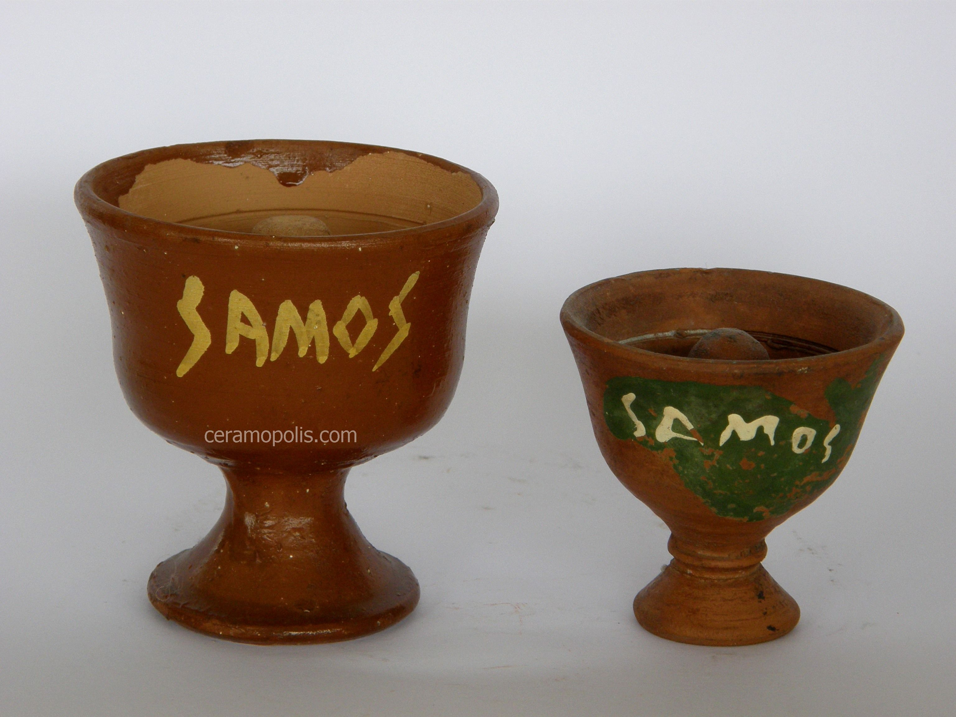 Samos (Greece) 20th - Private Collection Greece