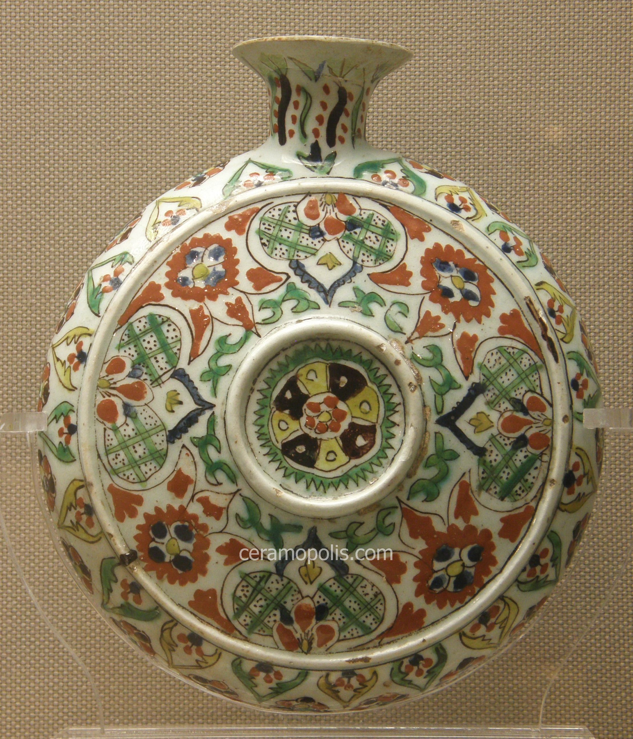 Kutahya 18th Benaki Islamic Museum Greece