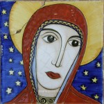 Madonna di Fileremo Private Collection Greece