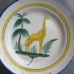 Giraffe Zaraffa 19th Private Collection France